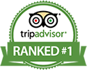 Ranked #1 Trip Advisor