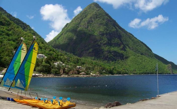Discover St. Lucia by Land…and Sea