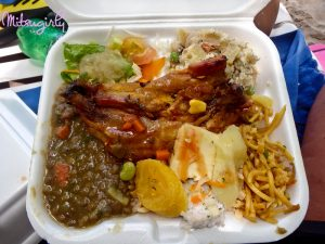 Creole Beach Lunch, Spencer Ambrose Tours, St. Lucia