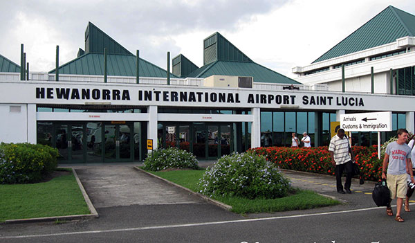 Hewanorra International Airport Transfers, Spencer Ambrose Tours, St. Lucia