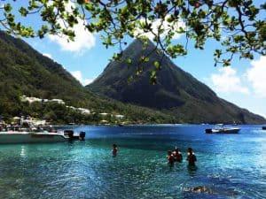 Jalousie/Sugar Beach, Spencer Ambrose Tours, St. Lucia