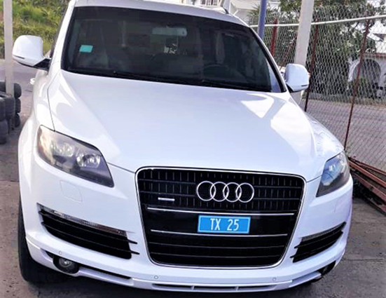 Q7 Audi SUV, Regular/VIP Airport Transfer