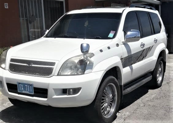 Toyota Prado, Regular/VIP Airport Transfer