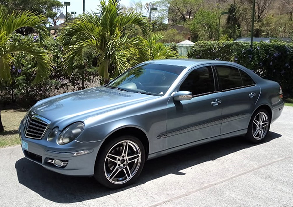 Mercedes-Benz, VIP Airport Transfer